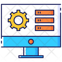 Data collection system Icon