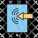 Data Communication Data Transfer File Transfer Icon