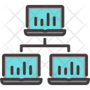 Data Computing Icon