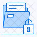 Data Confidentiality Folder Lock Private Folder Icon