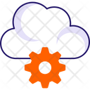 Cloud Settings Data Configuration Gear Icon