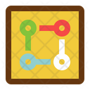 Data Network Connection Icon