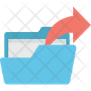 Data Copy Icon