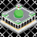 Data Darbar Lahore Landmark Pakistan Monument Icon