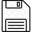 Data Disk Icon