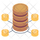 Data Distribution Icon