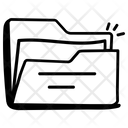 Data Dossier Icon