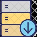 Data Downloading Icon