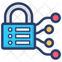 Data Encryption Data Protection Data Lock Icon