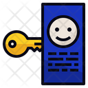 Data Encryption Information Icon
