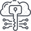 Code Data Encryption Icon