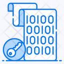 Data Encryption Secure Data Confidential Data Icon