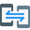 Data exchange Icon