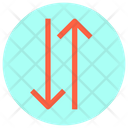 Exchange Data Transfer Share Data Icon