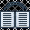 Data Exchange Document Icon