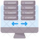 Data Exchangem Icon