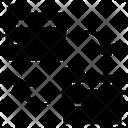 Data Exchange File Transfer Data Sync Icon