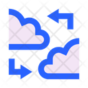 Cloud Clouds Connection Icon