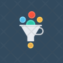 Funnel Analysis Filter Icon