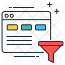 Mdata Filtering Icon