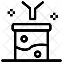Data Filtering Data Analytics Funnel Icon