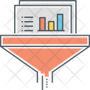 Data Filtering System Icon