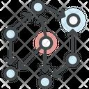 Data flow Icon