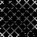 Data Network Structure Icon