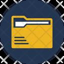 Data Folder Data Storage File Storage Icon
