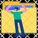 Data Folder Data Information Icon