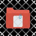 Data Attachment Files Icon