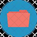 Folder Data Folder Data Storage Icon