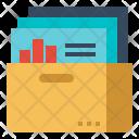 Data Gathering Icon