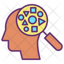 Data Information Head Icon