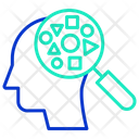 Data Information Head Icon