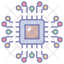 Data Infrastructure Icon