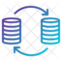 Data Data Integration Data Management Icon
