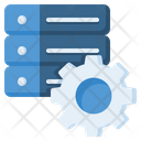 Data Integration Data Management Data Processing Icon