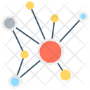 Data Interconnect Icon