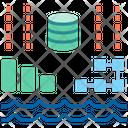 Data Lake Icon