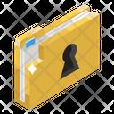 Data Lock Locked Folder Folder Protection Icon