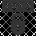 Access Breach Data Icon