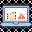 Data Loss Warning Icon