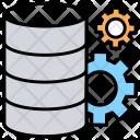 Database Processing Data Icon