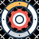 Data Management Cog Icon