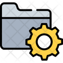 Data Integration Management Icon