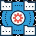 Data Management Folder Icon