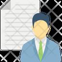 Data Management Data Manager Data Organizer Icon