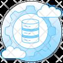 Data Adjustment Data Governance Data Management Icon