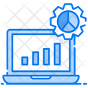 Data Management Seo Analytics Data Analytics Icon